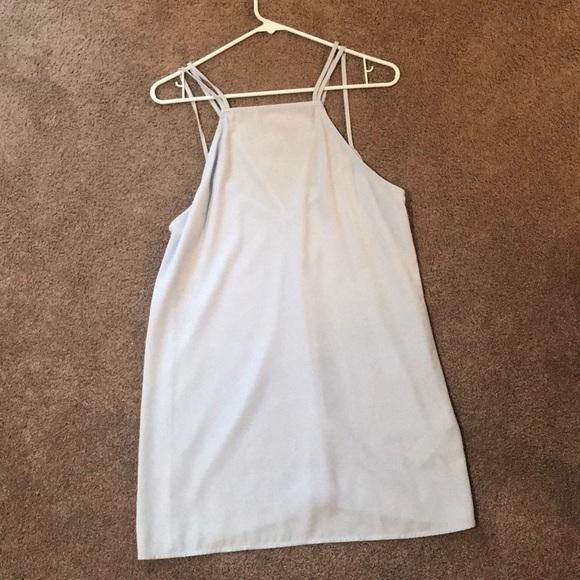 Forever 21 Dresses & Skirts - Light blue dress